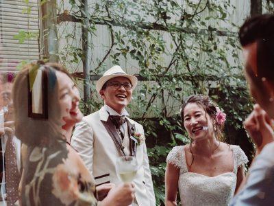 Aiko & Satoshi  |  Wedding photographer Tokyo, Japan