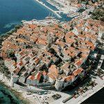 Island Korcula, Croatia