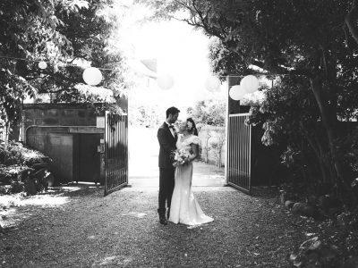 Jake & Yumiko | Intimate garden wedding in Kamakura, Japan