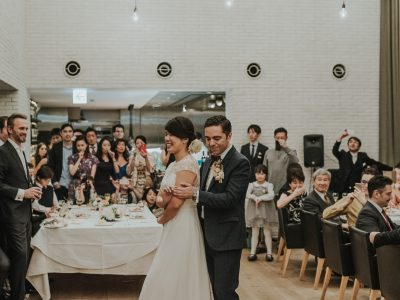 Cenk & Haruka | Typical Japanese wedding style